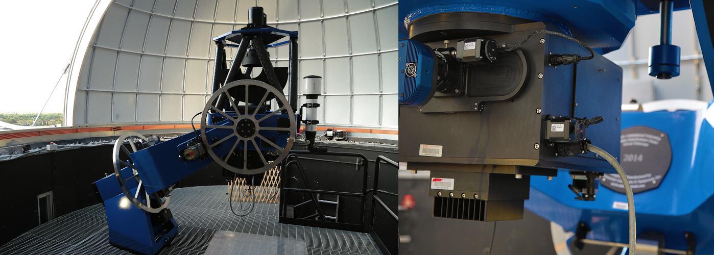 Research Telescopes